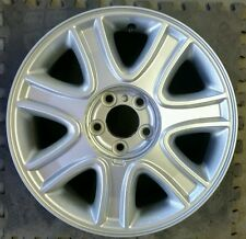 2003-2005 Lincoln Aviator 17 inch Silver Alloy Wheel  Hollander # 3509 A