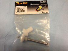 ALIGN REX 700N Tubo de torsión-T Trasero Drive Gear Set