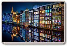 Amsterdam Fridge Magnet #2