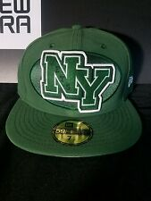 New York Jets New Era 59Fifty NFL Fitted Hat/Cap Size 7-3/4