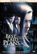 Best Laid Plans ~ Special Edition DVD ~ FREE Shipping USA