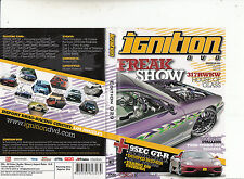 Ignition Edition 29-Freak Show-317RWKW House of Glass-[2 Hrs]-Car Ignition-DVD