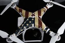 New USA Flag Full Body Decal Skin Sticker Protector for DJI Phantom 2 Quadcopter