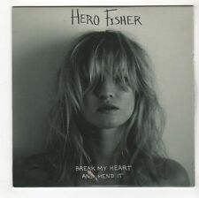 (GL349) Hero Fisher, Break My Heart And Mend It - 2015 DJ CD