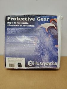 531309567 Husqvarna Blue Protective Chainsaw Chaps Professional OEM -SW3