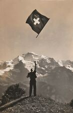 AK Fahnenschwinger im Berner Oberland, Die Jungfrau