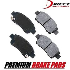 FRONT BRAKE PADS For Toyota Echo 2000-2001 MD831 Premium Brake