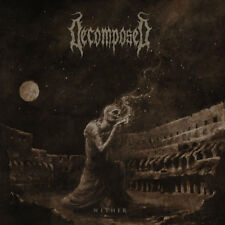 DECOMPOSED - Wither - CD - DEATH METAL