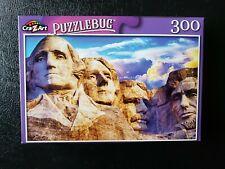 CRA Z ART Puzzlebug MT RUSHMORE Jigsaw Puzzle 300 piece SEALED 18.25 x 11