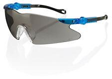 10x B Brand NEVADA Safety Protezione Occhi Specifiche/Occhiali lenti grigie