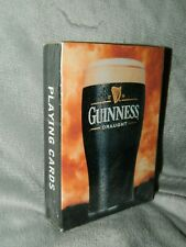 More details for vintage (2002)  guinness playing cards. brand new and sealed  free p+p