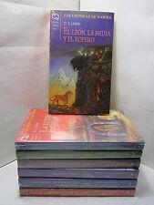 LAS CRONICAS DE NARNIA LEON BRUJA ROPERO BK1 Spanish Literature Libros Espanol