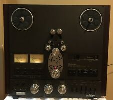 TECHNICS RS-1500US 2 TRACK DECK REEL TO REEL  **SERVICED**