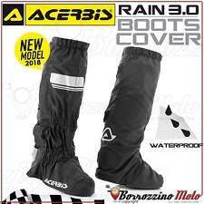ACERBIS RAIN 3.0 COPRISTIVALI ANTI PIOGGIA MOTO SCOOTER IMPERMEABILI TG 42 43 44
