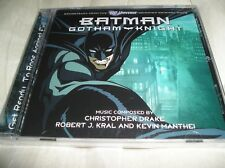 Batman Gotham Knight [Audio CD] Lala Land release