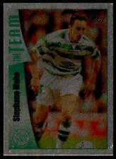 Futera Celtic Fans' Selection 1997-1998 (Chrome) Stephane Mahe #17