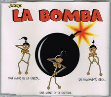 JUMP - La bomba -CDM- 2000 - CD MAXI - ITALY Latin