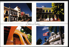 Caribbean Postcard - Views of San Juan, Puerto Rico  U1019