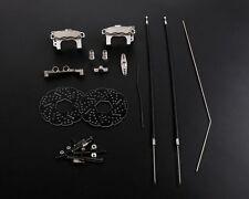 Front cable brake set fit  Titanium1/5 RC HPI Baja 5B 5T 5SC