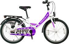20 Zoll Kinder Fahrrad Mädchen Rad mit Rücktrittbremse RH 33 Lila Neu -054