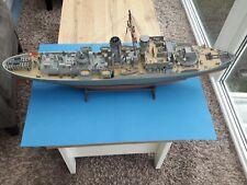 Modellbausätze 1:72, Revell  HMCS Snowberry, fertig gebaut u.lakiert