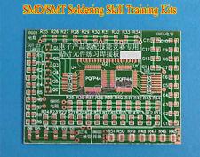 SMD/SMT Components Practice Board DIY Kits Soldering Skill Training Für Beginner