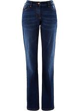 Bequeme Jeans mit Teilgummibund Gr.38