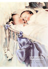 Double Blessing by Bessie Pease Gutmann (Art Print of Vintage Art)