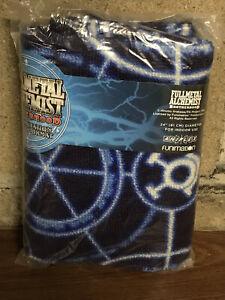 "Fullmetal Alchemist Brotherhood Transmutation Rug Loot Crate Exclusive 24"" New"