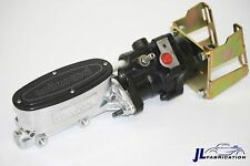 Hydroboost Brake Kit Polished Wilwood Master Cylinder A / F Body Camaro Chevelle