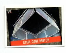 Slam Attax Evolution - STEEL CAGE MATCH  (Ref. 67)