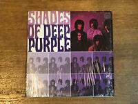 Deep Purple LP in Shrink - Shades of Deep Purple - Tetragrammaton T-102