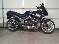 1987-2009 Kawasaki Ninja EX500 Radiant Cycles Shorty GP Exhaust Dual Pipe BLACK