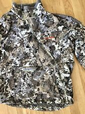 Sitka Mens Fanatic Lite Jacket In Optifade Size Large