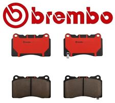 For 2010-2016 Hyundai Genesis Coupe Brake Pad Set Front Brembo 27153XS 2011 2012