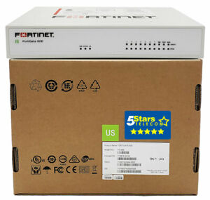 Fortinet FortiGate 60E Secure SD-WAN/Firewall Appliance (FG-60E) Brand New