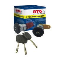 Front Left Right Door Lock Barrel & 3 Keys For Ford Courier Escort Fiesta KA
