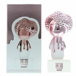 Harajuku Lovers Pop Electric Baby Eau de Parfum 30ml Spray Women's Damaged Box