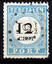 Port nr. 8 B (kamtanding 12 1/2 : 12), Type III, gebruikt