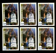 1992 HOOPS #442 SHAQUILLE O'NEAL RC HOF LOT OF 6 MINT K236171