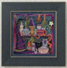 Mill Hill Buttons and Beads - Wanda's Witchery - Cross Stitch Kit - MH14-4206
