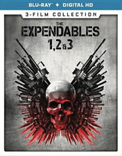 The Expendables 3-Film Collection [Blu-ray] [Region 4] - DVD - Free Shipping.