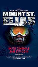MOUNT ST. ELIAS DVD SKI DOWNHILL MOUNTAIN SKIING[Free P & P]Blu-ray