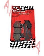 Pastiglie Anteriori Brembo Honda Ch 125 Spacy 1994 Ch 250 Spacy 1985  07078