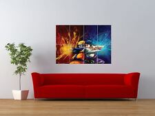 POSTER PRINT MANGA ANIME CARTOON FRIENDS OR RIVALS NARUTO SHIPPUUDEN SEB238