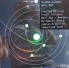 "DJANGO DJANGO 12"" Hail Bop Remixes AVERY / JEALOV + MP3s / Skies Over REMIX 2012"