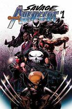 Savage Avengers #1 MARVEL Comics Main Cover NM