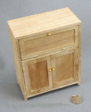 """1/6 Scale WW2 German Soldiers Wooden Locker Bedstand Model for 12"""" Action Figure"""