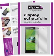2x Sony Xperia XZ1 Compact Film de protection d'écran protecteur clair dipos