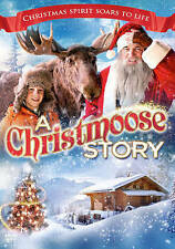 A Christmoose Carol (DVD, 2015)    BRAND NEW